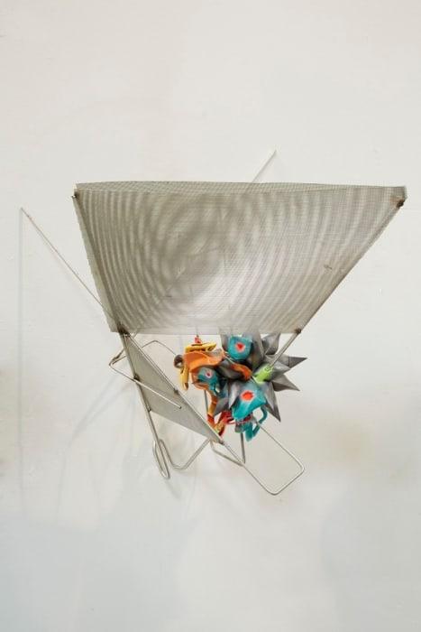 K.456 by Frank Stella