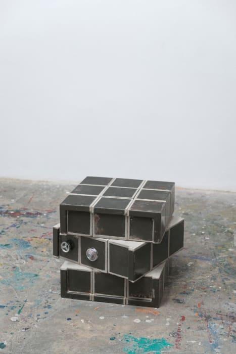 Cubo [Cube] by Ana Luiza Dias Batista