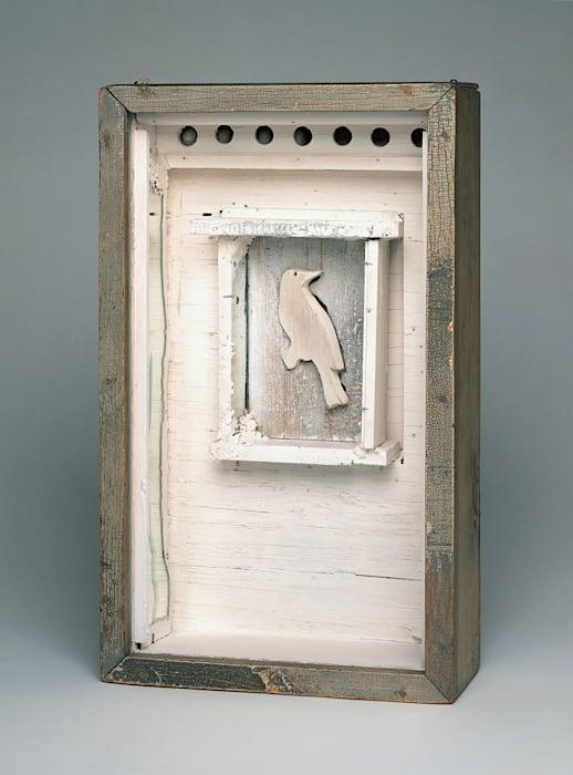 Untitled (Weather Prophet) by Joseph Cornell