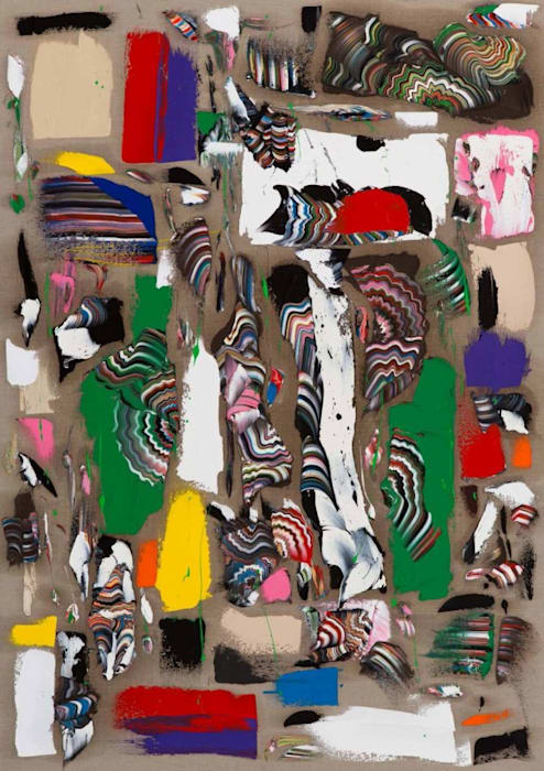 Untitled (1.799) by Zander Blom