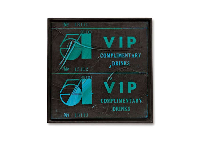 VIP 54 by Andy Warhol