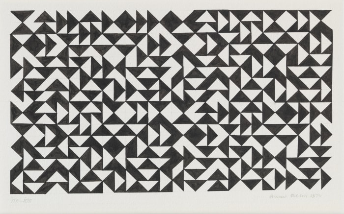 DR XIII by Anni Albers