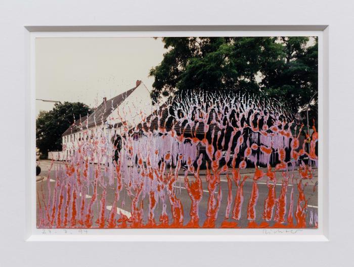 27.7.94 by Gerhard Richter