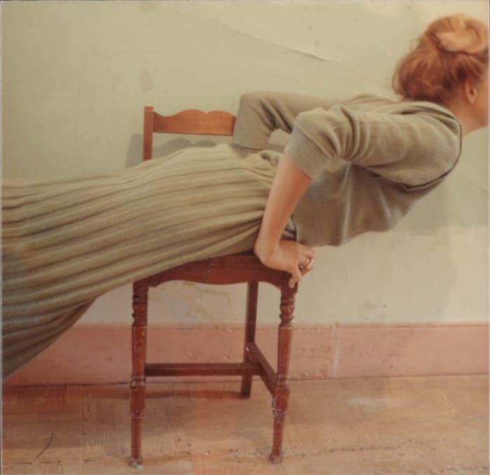 Untitled (New York) by Francesca Woodman