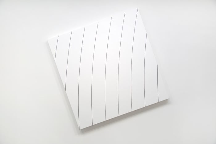 Courbage n°6 by François Morellet