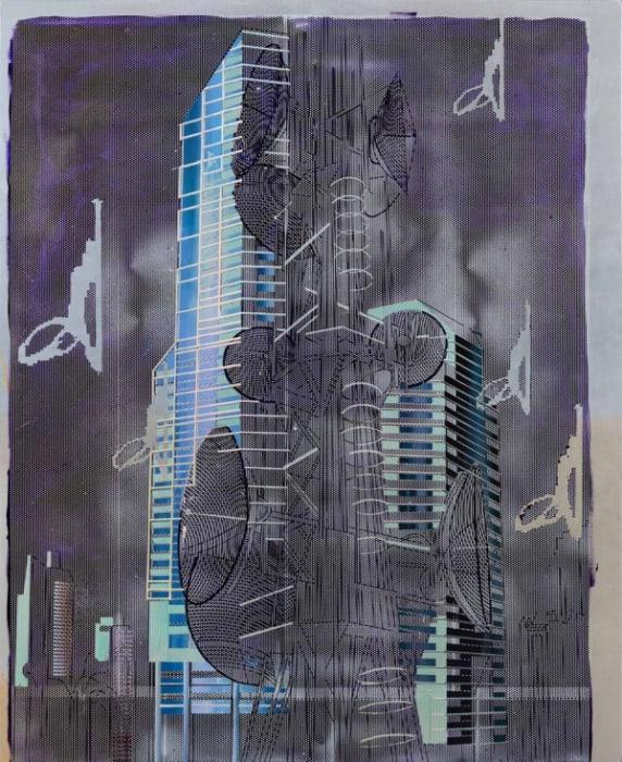 Telecom Building by Cui Jie