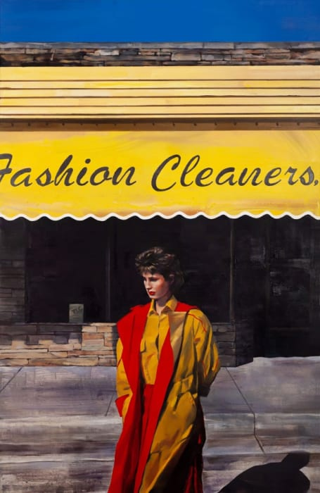 Fashion Cleaners by Paulina Olowska