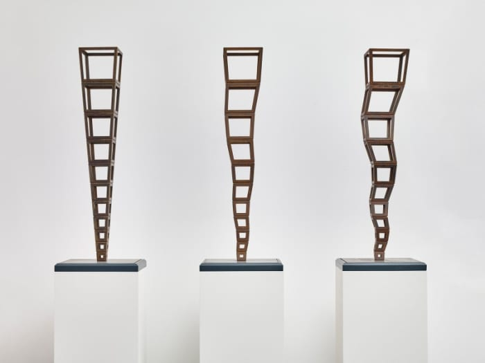 Catastrophe Sequence by Conrad Shawcross