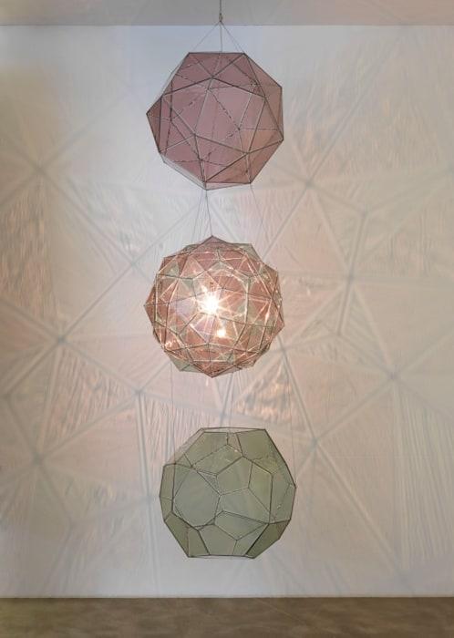 Emergence lamp 5 by Olafur Eliasson