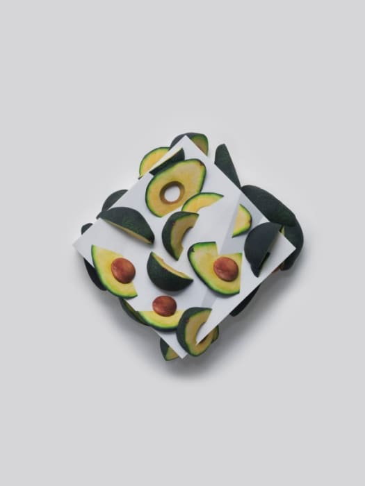 Dither, Avocados Again by Pae White