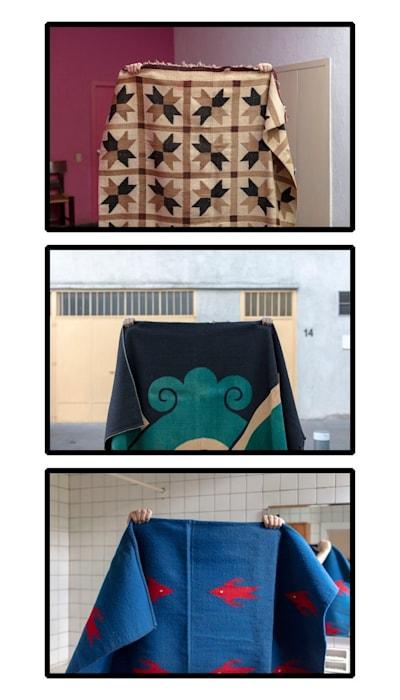 Secretos: Telas by Iñaki Bonillas