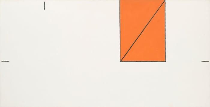 84-85 - 84 x 168 - B by Martin Barré
