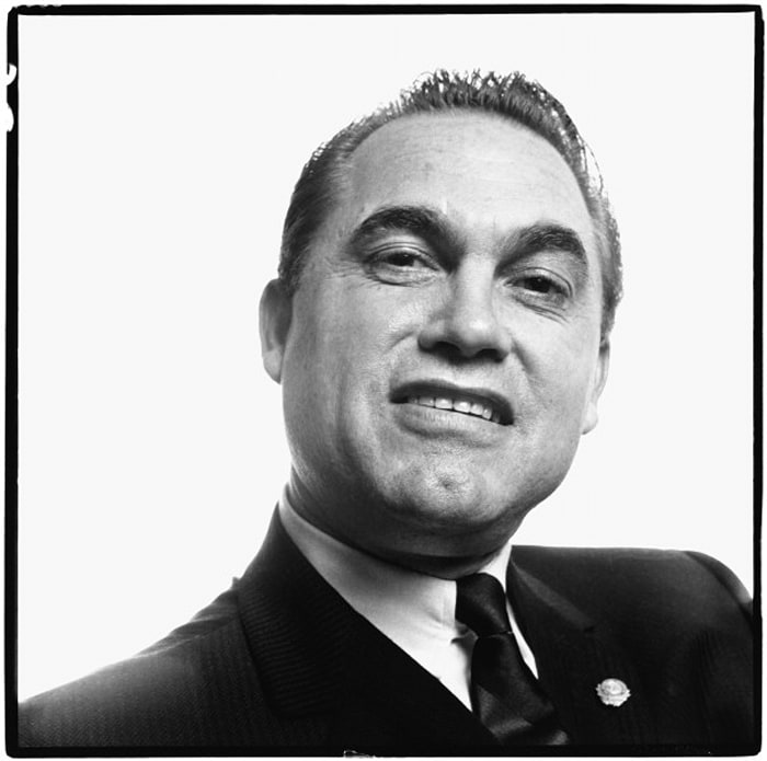George Wallace, Governor of Alabama, New York, November 6 by Richard Avedon