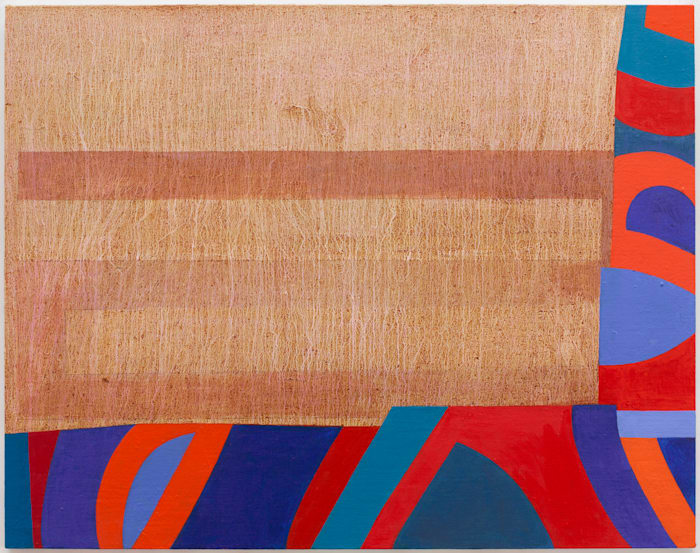 Untitled (9-41) by Thomas Nozkowski