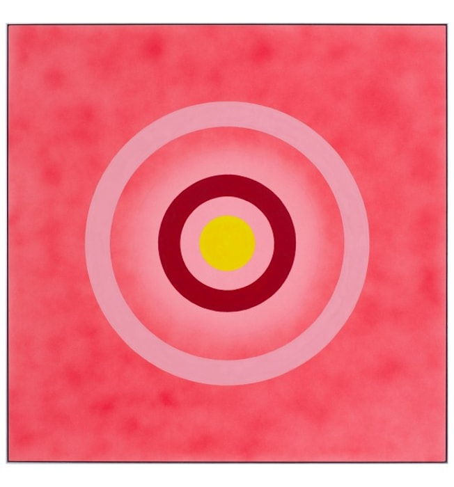 Mysteries: High Noon by Kenneth Noland