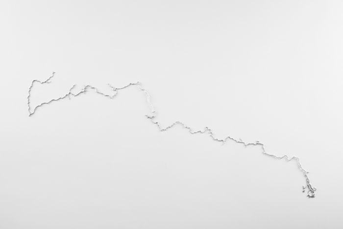 Silver Pearl by Maya Lin