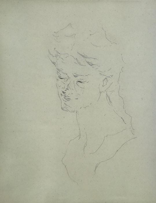 Bust de la Bacant I by Paul P