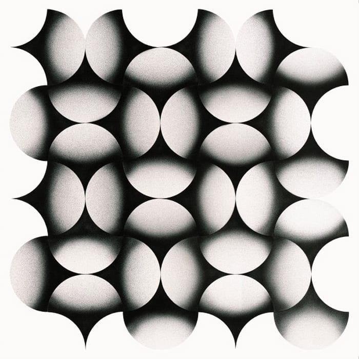 Primeras modulaciones 10 by Julio Le Parc