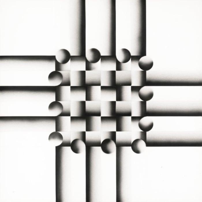 Primeras modulaciones 3 by Julio Le Parc