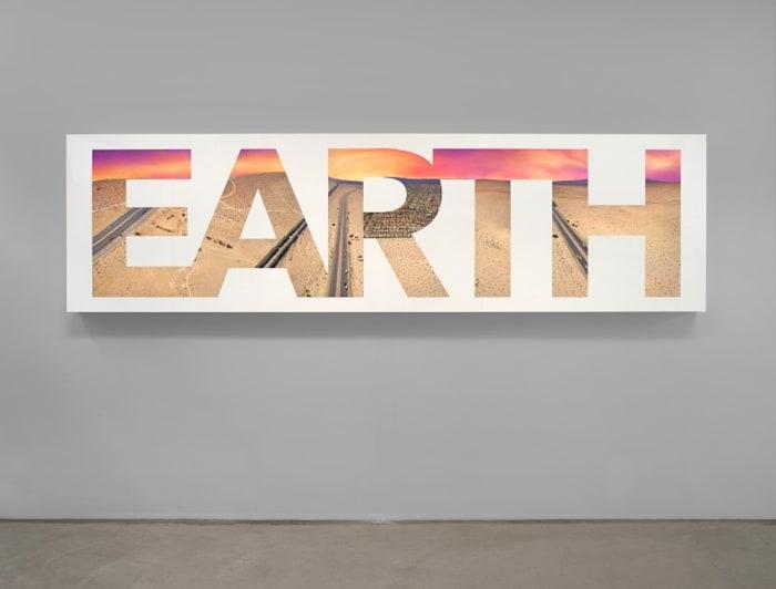 Earth by Doug Aitken