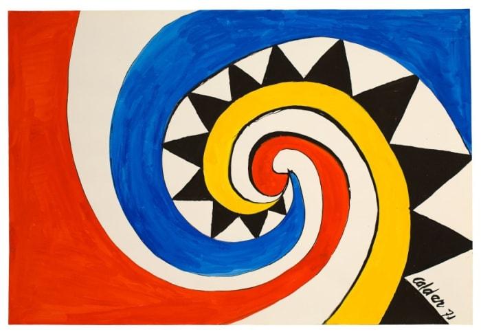Untitled by Alexander Calder