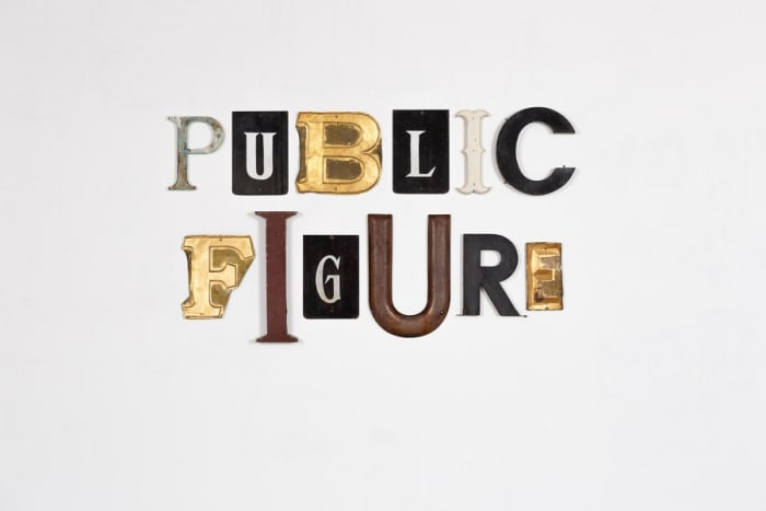 PUBLIC FIGURE by Jack Pierson