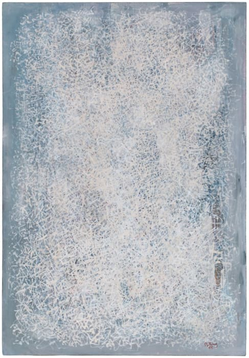White Writing by Mark Tobey
