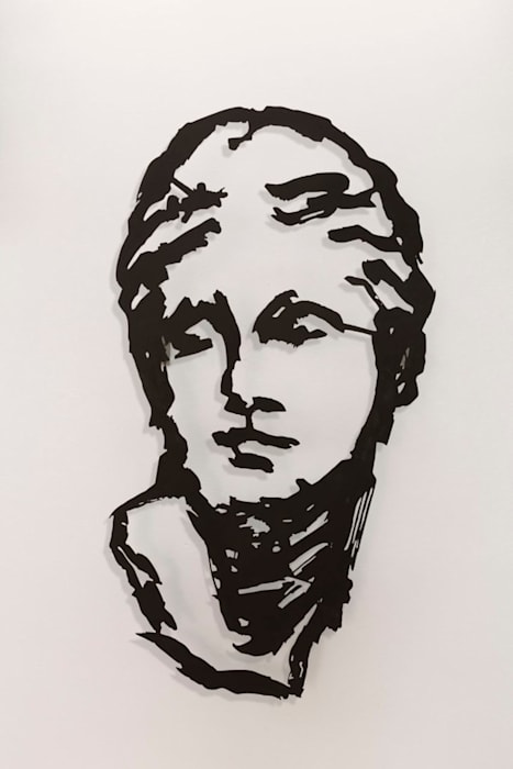 Head (Venus) by William Kentridge