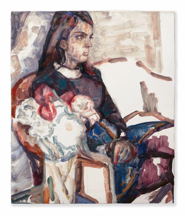 Ketuta Alexi-Meskhishvili, Berlin by Elizabeth Peyton