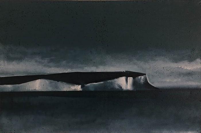 Dover by Wilhelm Sasnal