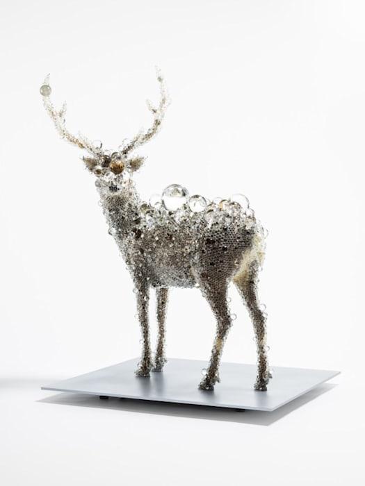 PixCell-Deer#44 by Kohei Nawa