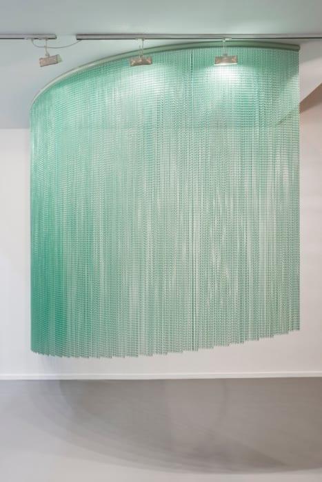 Curved Curtain #02 by Daniel Steegmann Mangrané