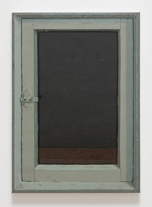 Night Window, April 25-26, 2015 by Josephine Halvorson