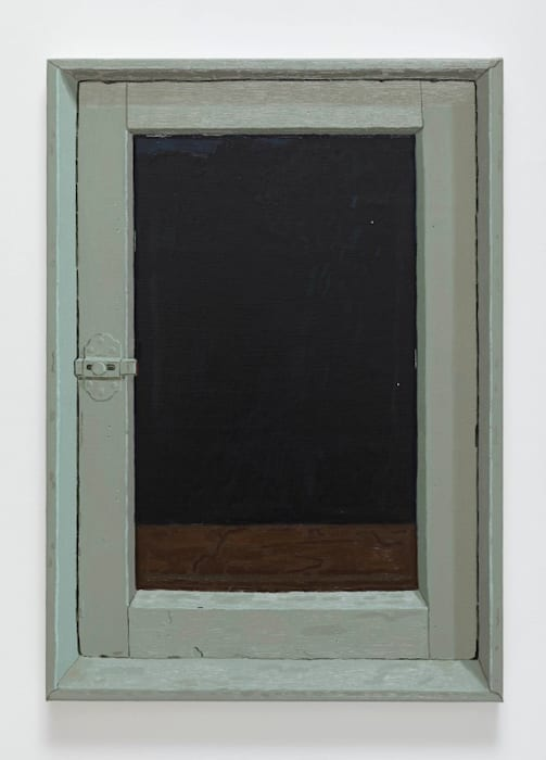 Night Window, August 7-8, 2015 by Josephine Halvorson