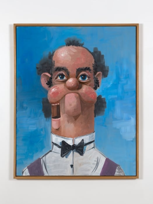 Jean Louis by George Condo