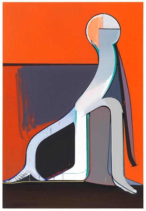 Charles Christadovo by Thomas Scheibitz