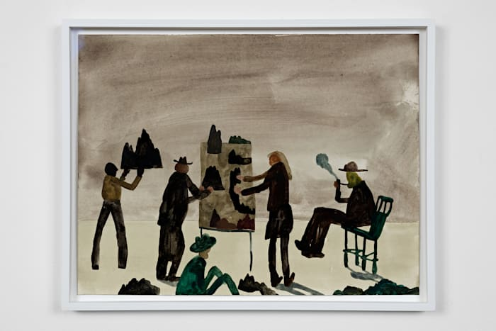 Tender Night by Kim Hiorthøy
