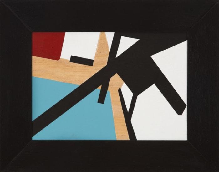 Field Configuration VII by Serge Alain Nitegeka