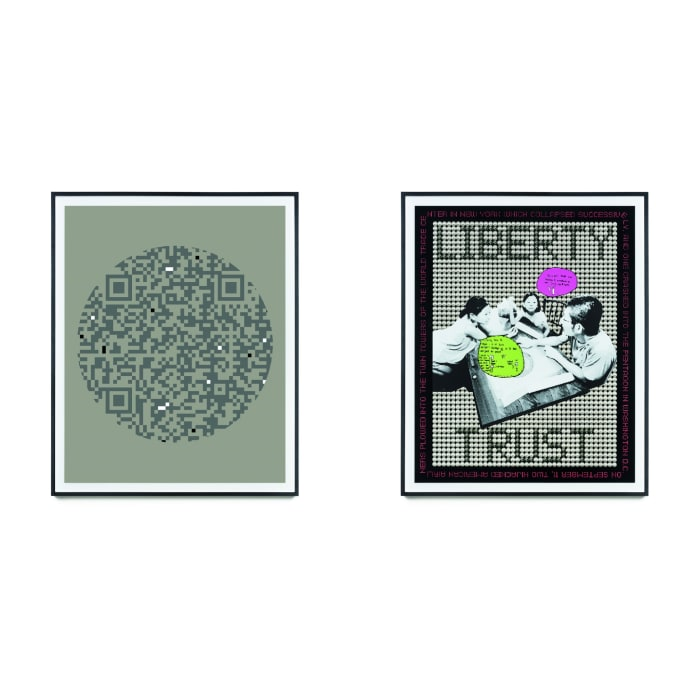 Eitaro Ogawa - Trust and Liberty - www.stpi.com.sg/AH-wearetheworldtheseareourstories2017/ eitaro-trustandliberty.htm by Amanda Heng