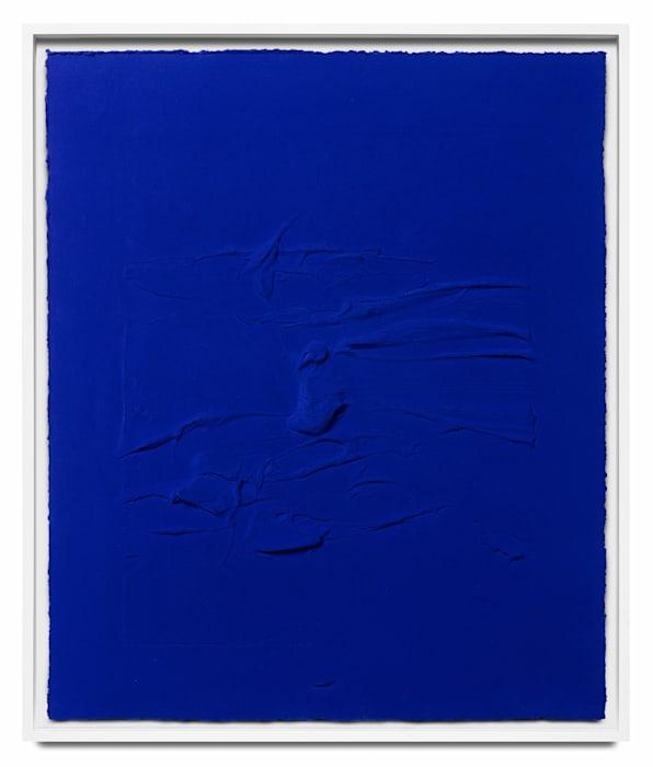 Oriental Blue II by Jason Martin