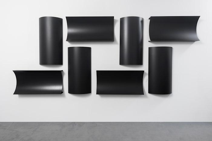 Relief Series B by Charlotte Posenenske