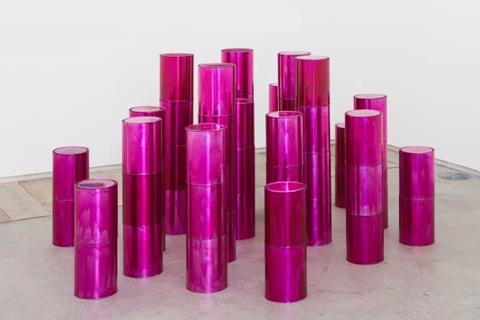 Tin Cans by Tsuruko Yamazaki