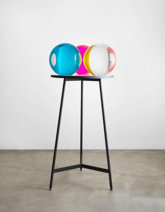 New friendship spheres by Olafur Eliasson