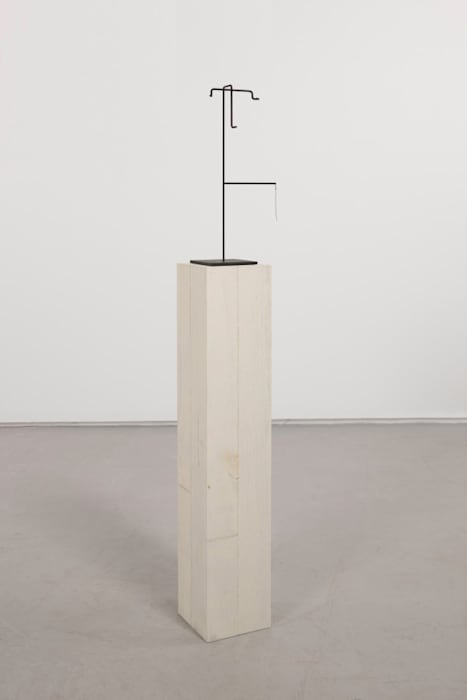 Nothing is Unseen by Martin Boyce