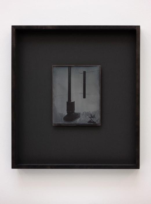 Recursive Plates (Martino Gamper, Firelit, 2013 / Michael Wilkinson,  Colonna, 2012) by Simon Starling