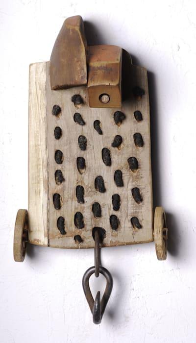 Game Board by John Outterbridge