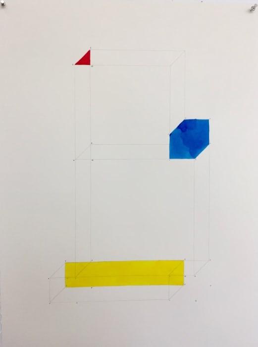 Modular (Study for film) by Mateo López