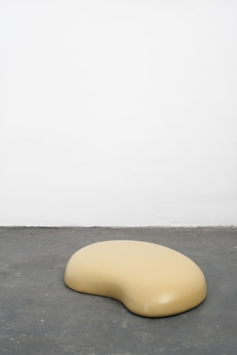 Gummi (yellow) by Thomas Grünfeld