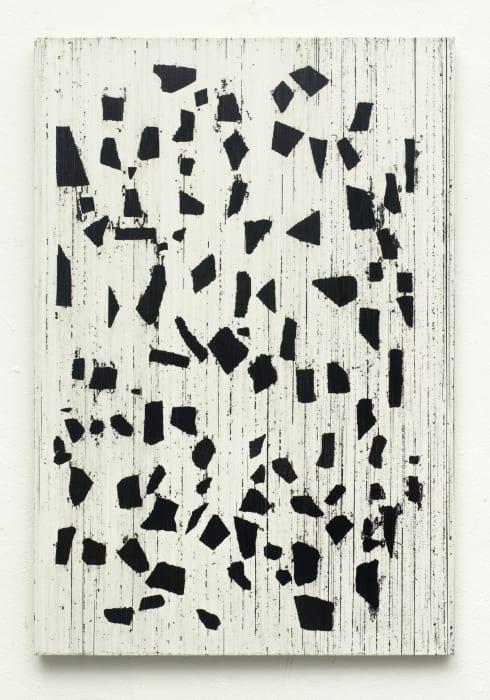 Wie der weiße Springer im Spiel der Spiele (E.N. Der Tod ist ein Dandy) by Gregor Hildebrandt