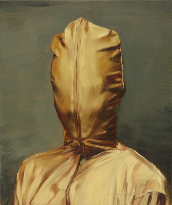 The Promise III by Michaël Borremans